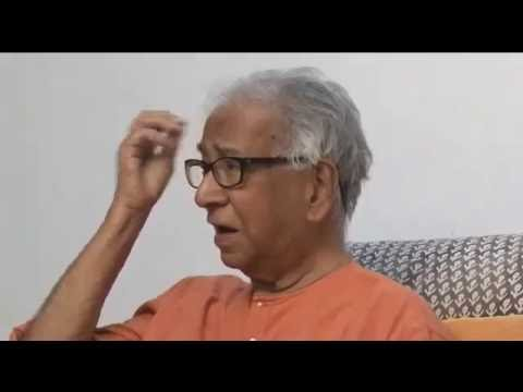K. G. Subramanyan in conversation with R. Siva Kumar