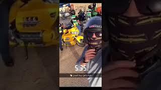 preview picture of video 'مشاركة فريق الجوف رايدرز في مهرجان تمور الجوف في دومة الجندل'
