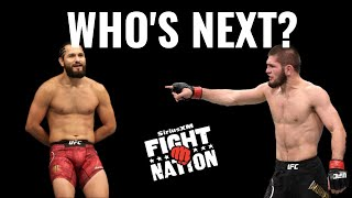 Conor McGregor's Next Fight: Jorge Masvidal or Khabib Nurmagomedov? | Luke Thomas