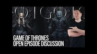 Game Of Thrones Episode Discussion - Season 8 Episode 4