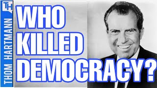 Did Democracy Die With Nixon?
