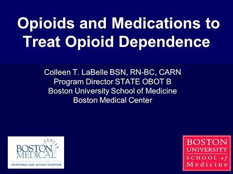 Leczenie zależności od opioidów