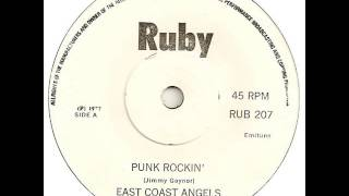 East Coast Angels - Punk Rockin' [70s Hard Rock / Punk Ireland]