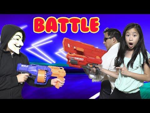 Game Master VS FunTV Kids Shooting Battle (EP 10)