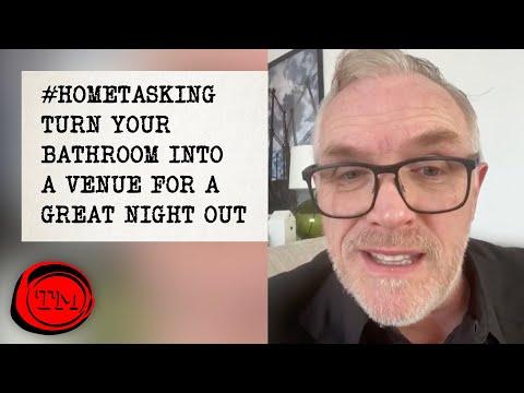 Hometasking: Předělejte koupelnu na večerní zábavu