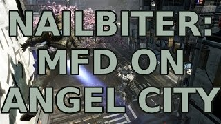 preview picture of video 'Nailbiter: Marked For Death on Angel City [Titanfall]'