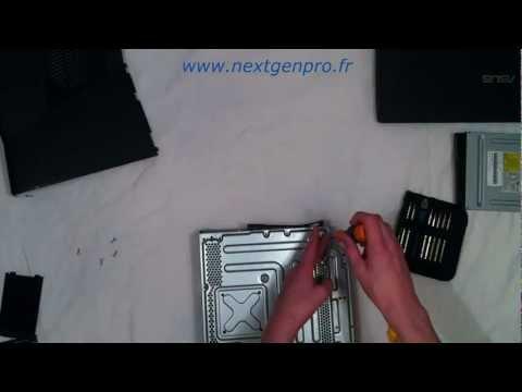 comment nettoyer lentille xbox 360