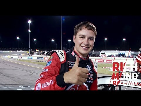 Bell dominates for playoff win, gives young fan checkered flag: Richmond Raceway
