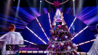 """Tree sings """"Think"""" by Aretha Franklin 