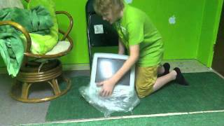 Lime IMac G3 Unboxing/Review