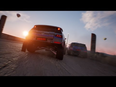 Gravel - Trailer Gamescom thumbnail
