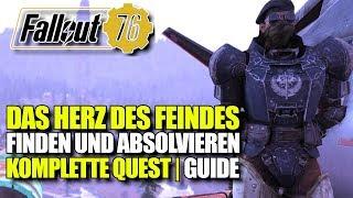 Das Herz des Feindes   Trophäen Quest GUIDE   Fallout 76