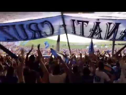 """TFC - Cruzeiro 2 x 2 Vitória - Campeonato Brasileiro - 03/07/2016"" Barra: Torcida Fanáti-Cruz • Club: Cruzeiro"