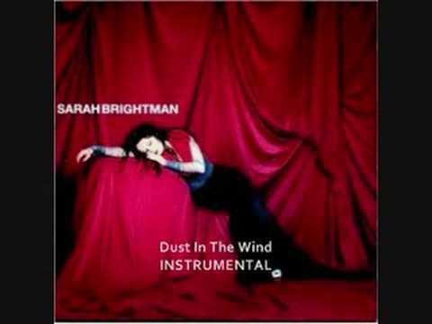Sarah Brightman - Dust In The Wind (Instrumental Version)