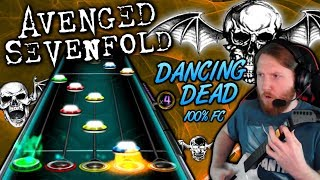 AVENGED SEVENFOLD ~ Dancing Dead 100% SIGHTREAD FC