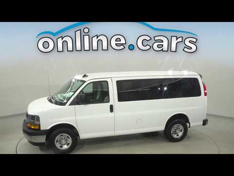 Pre-Owned 2019 Chevrolet Express 2500 LT