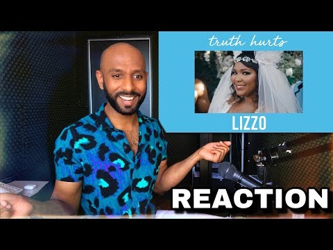 Lizzo - Truth Hurts Official Video [REACTION]