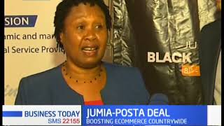 Jumia and posta partner for pick up points in a bid to boost ecommerce countrywide