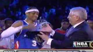 Allen Iverson 2005 NBA All-Star Game Highlight *2nd All-Star MVP