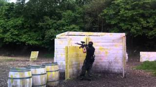preview picture of video 'Paintball Wetzlar Mama'