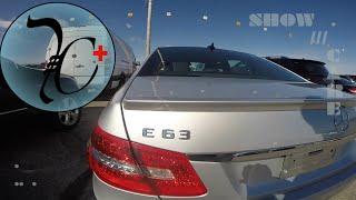 Mercedes E63 AMG 2012 /// Tips on Buying Used