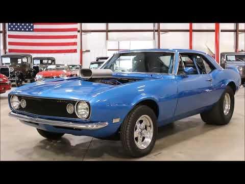 Video of '67 Camaro - M4IR