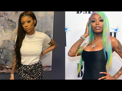 """King Von Sister Kayla B Goes in On Asian Doll Over Loyalty to Her Brother """"You Not Grandson Queen"""""""