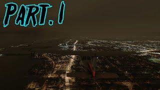 Microsoft Flight Simulator | Part 1 |  Palm Beach, Florida | Live Weather