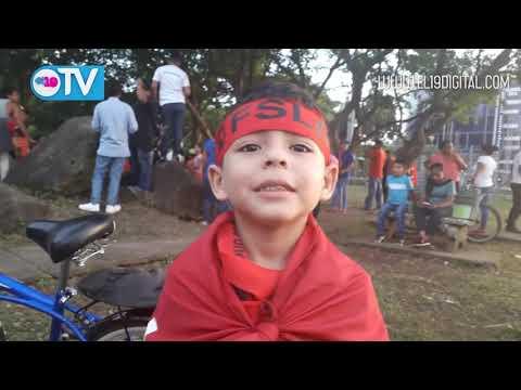 Masaya rinde homenaje a Carlos Fonseca Amador