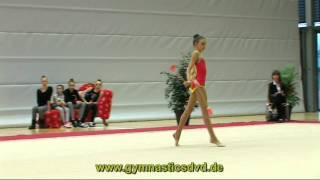 Alina Olkhovska (UKR)   Junior A   04   Luxembourg Cup 2015
