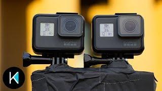 GoPro HERO 5 vs. 6 Comparison: Should You Upgrade?