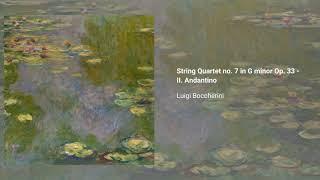 6 String Quartets, G. 201-206 (Op. 32)