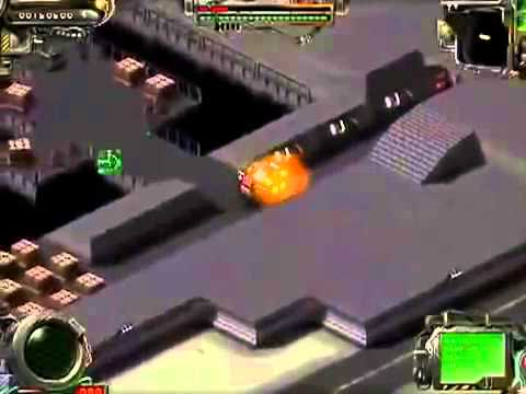 3D танк Vyruz прохождение 3 го уровня часть 2 #4
