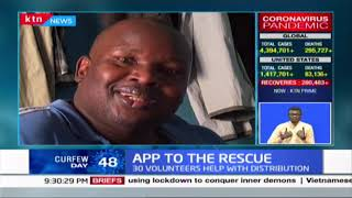 App to the rescue: Mobile App making a difference in the lives of disadvantaged groups in Dandora