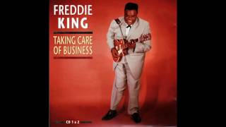 Freddie King - Taking Care of Business 1956 - 1973 (2009) CD 1&2