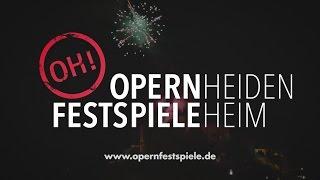 Opernfestspiele Heidenheim: Making OH! – der Film
