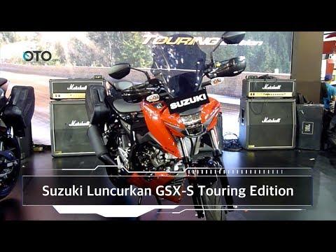 Suzuki Luncurkan GSX-S150 Touring Edition I OTO.com