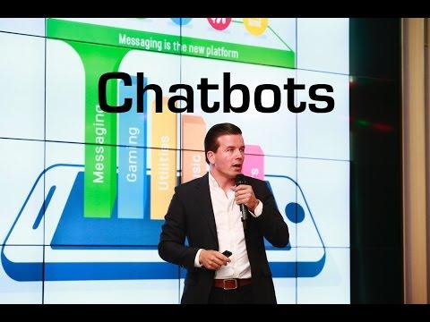 Jarno Duursma Chatbots | Bots