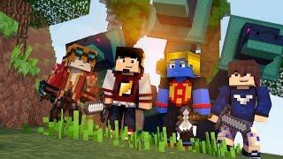 Minecraft: SAPHIRA ANIMAÇÃO - O INICIO DE TUDO ‹ AM3NlC ›