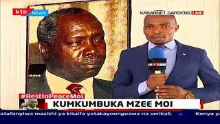 Maandalizi ya mazishi ya mzee Moi yaanaza katika bustani ya Kabarnet