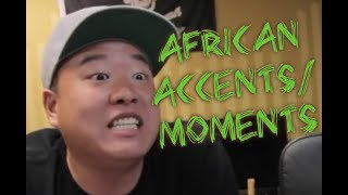 JustKiddingNews African Accent/Moments
