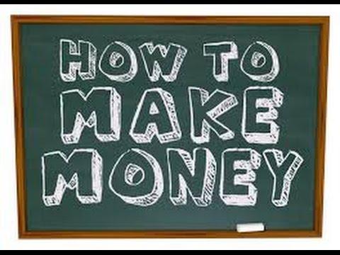 Ko darīt, ja vēlaties nopelnīt naudu
