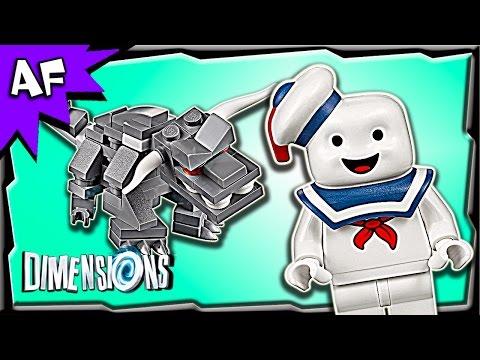 Vidéo LEGO Dimensions 71233 : Pack Héros : Bibendum Chamallow