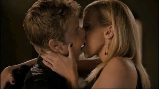 Katie Cassidy Tongue Kiss (Melrose Place S01E04)