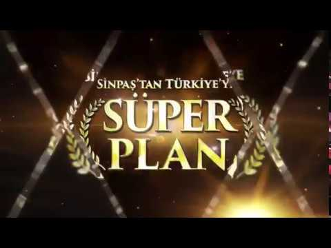 Sinpaş'tan Türkiye'ye SÜPER PLAN - Queen Central Park