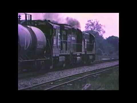 Early Penn Central 3 (Ohio, Indiana, Pennsylvania)