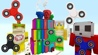 Nintendo Switch - Nintendo Fun House - FIDGET SPINNER FACTORY! [86]