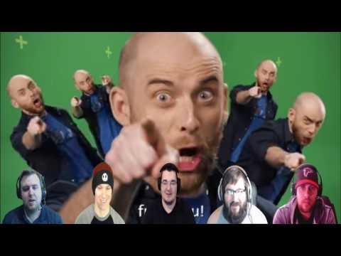 ERB - EpicLloyd vs. NicePeter | DarkStar Reacts