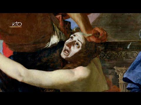 Le massacre des innocents de Nicolas Poussin