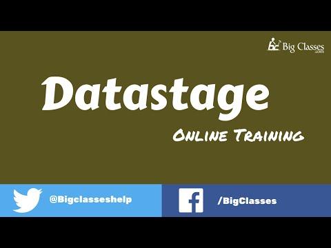 DataStage Online Training - DataStage Tutorials for Beginners ...